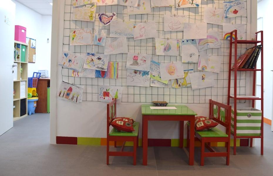מרכז לטיפול בילדים בתל אביב