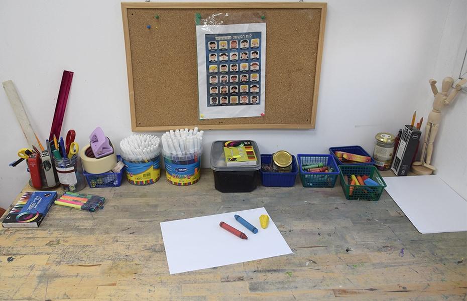 טיפול באומנות וביצירה