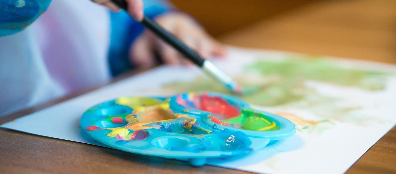 טיפול באומנות לילדים בתל אביב