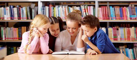 הכנת שיעורי בית עם הילדים